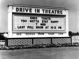 the first drive in theater opened 83 years ago today the drive