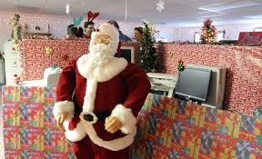 Office Bay Decoration Themes For New Year by Bay Decoration Themes In Office For Christmas Christmas Lights