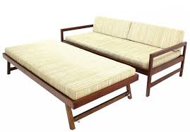 mid century modern daybed mid century modern daybed with trundle