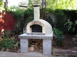 Chiminea With Pizza Oven How To Build A Wood Fired Pizza Oven In Your Backyard