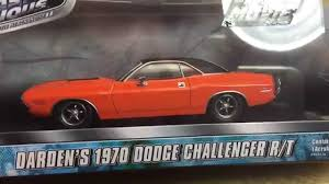 Dodge Challenger 1960 - greenlight 1 43 fast and furious dodge challenger youtube