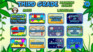 third grade learning games android apps on google play