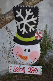 76 best christmas craft ideas images on pinterest burlap door