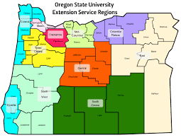 Oregon State Campus Map by Our Leadership Oregon State University Extension Service