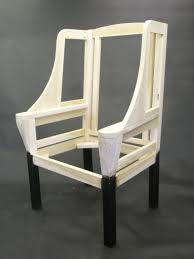 How To Make An Armchair Letters From The Chair Upholstered Frame Work