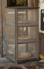 wooden screen pie safe carolina pine country store