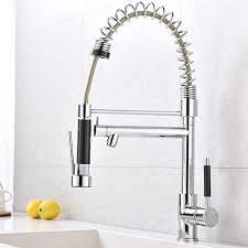 Industrial Kitchen Faucet Sprayer Commercial Kitchen Faucets Amazon Com