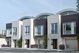 townhouse design jetson green nine luxuriate leed homes in california