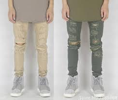 Skinny White Jeans Mens Mens Black Distressed Skinny Jeans U2013 Global Trend Jeans Models