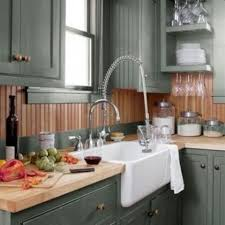 Beadboard Kitchen Backsplashes To Add A Cozy Touch DigsDigs - Bead board backsplash