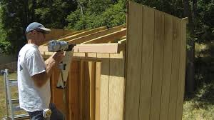 How To Build A Pole Shed Free Plans by How To Build A Lean To Shed Part 5 Roof Framing Youtube