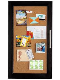 kitchen cabinet makeover corkboard cabinets