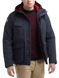 henri lloyd atlas jacket in blue for men lyst