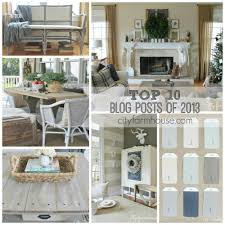 top 10 blog posts of 2013 blog hop city farmhouse