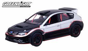 subaru hatchback 2009 greenlight 1 43 fast u0026 furious brian u0027s 2009 subaru impreza wrx