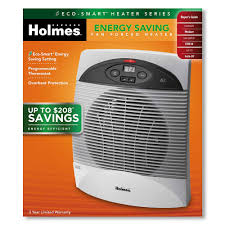 amazon com holmes energy saving heater with thermostat home
