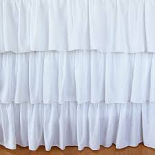 linen bedskirt etsy ebay ruffled bed skirt il full msexta