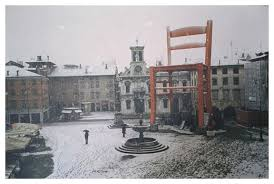 Biggest Chair In The World The World U0027s Largest Chair In The Piazza Of Manzano Italy A City