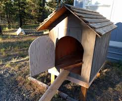 Dog Houses At Tractor Supply Diy From Dog House To Chicken Coop 4 Steps With Pictures