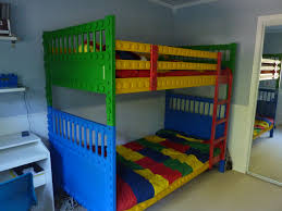 Minecraft How To Make A Bunk Bed My Favorite Diy Project Lego Bedroom Lego Bed Lego Room And Lego