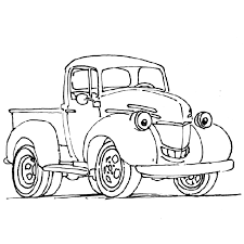 fresh truck coloring pages book design kid 899 unknown