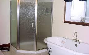 hinged glass shower doors shower rain glass shower door thrilled custom glass shower doors