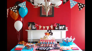 Decoration Ideas For Birthday Party At Home Cool Diy Birthday Party Decorations At Home Youtube