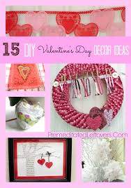 Valentines Day Home Decorations Wondrous Diy Valentines Decor 22 Diy Valentine U0027s Day Door