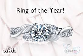 nature inspired engagement rings lyria r3707 is engagement 101 s nature inspired ring of the year