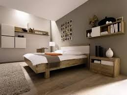 Simple Bedroom Wall Wardrobe Design Simple Modern Bedroom - Bedroom wall color combinations