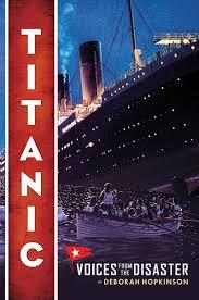 titanic book list scholastic