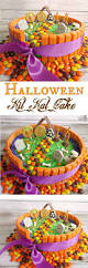 halloween kit kat cake tutorial for your halloween party