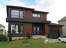 Best Modern House Plans  Contemporary Home Designs Images On - Modern contemporary homes designs