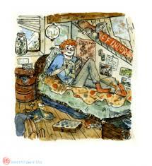 the burrow u2013 the harry potter lexicon
