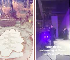 is this the most lavish wedding ever daily mail online