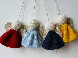 crocheted christmas crocheted christmas ornaments 10 free crochet christmas ornament