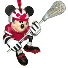 your wdw store disney ornament lacrosse mickey