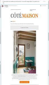 Visites Privées 13 Appartements Français Osent La Couleur Bertina Minel Architecture Accueil