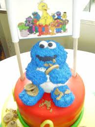 sesame street babies first birthday cakecentral com