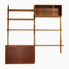 Modular Wall Units Wall Units By Poul Cadovius Online At Pamono