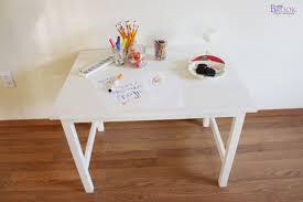 Art Desk Kids by Ana White Kids Art Table Diy Projects