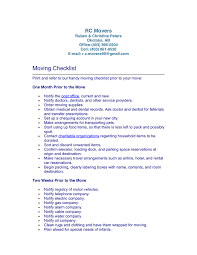 moving checklist template in word and pdf formats