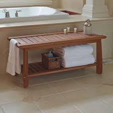 Teak Wood Shower Bench Bathroom Wooden Shower Stool Plastic Shower Bench Folding Shower