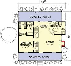 Vacation Cottage House Plans by Vacation Home Or Guest Cottage 3004d Architectural Designs