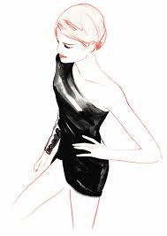 why fashion illustration is ripe for a revival 1stdibs