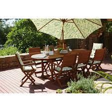 Homebase Chairs Dining Peru 8 Seater Extending Garden Furniture Set At Homebase Be