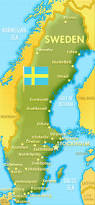 Map Sweden Map My Research On Clothing Of Sweden 1950 2010