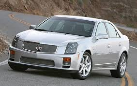 cadillac cts 2005 price used 2005 cadillac cts v for sale pricing features edmunds