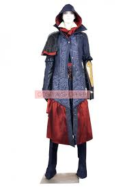 Assassin Creed Halloween Costume Assassin U0027s Creed Syndicate Evie Frye Cosplay Costume Sale