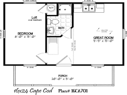Cape Cod Floor Plans With Loft Inspiring Design House Floor Plans 36 X 20 1 Plan For A 28 X Cape